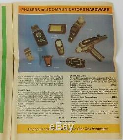 STAR TREK Original Series Vintage Phaser Weapon Type I Prop Lincoln Enterprises