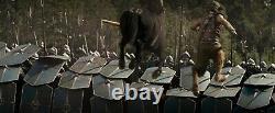 Screen Used Chronicles of Narnia Prince Caspian Movie Prop Telmarine Shield