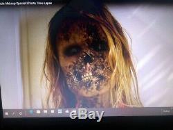 Screen Used Original Zombie Horror movie prop Walking Dead Romero Realistic gore