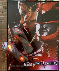 Screen Used Power Rangers Movie Hero Zord Controls Prop