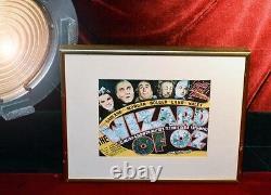 Signed JACK HALEY Autograph Framed, WIZARD OF OZ Tin Man, COA, DOLL, DVD, Poster