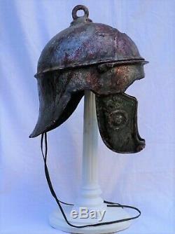 Spartacus Roman Legion Legionary Battle Helmet Screen Used Movie Prop Centurion
