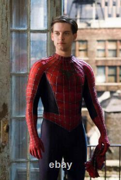 Spider-Man Original Movie Prop Chest Spider Production Made Movie Prop 2004-2007