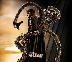 Spider-man 2 Doc Ock (alfred Molina) Prop Tentacle Section With Coa