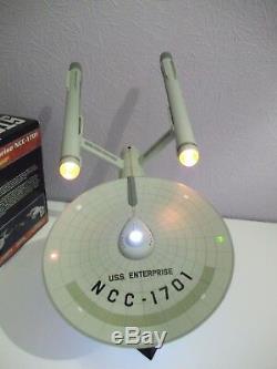Star Trek Enterprise Art Asylum original series TOS scl fi prop model