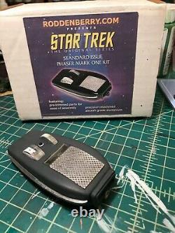 Star Trek Original Series Phaser 1 Roddenberry. Com prop Finney, John Long