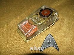 Star Trek Pilot ERA communicator prop Replica-Gorgeous