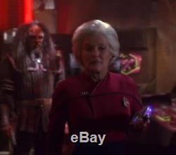 Star Trek TNG Voyager Enterprise Klingon Screen Used Costume Many Episodes WORF