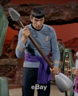 Star Trek TOS Original Series Vulcan Lirpa Melee Combat Weapon Prop Replica