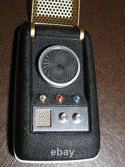Star Trek The Original Series Bluetooth Communicator Prop The Wand Co. Xlnt