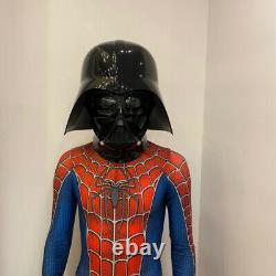 Star Wars Darth Vader Wearable Helmet 11 Costume Game ABS Prop New Toy Stock