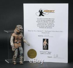 Star Wars Luke Hoth ESB Movie Prop Screen Used Restored