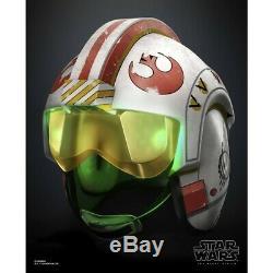 Star Wars Luke Skywalker Black Series Electronic X-Wing Pilot Helmet Hasbro