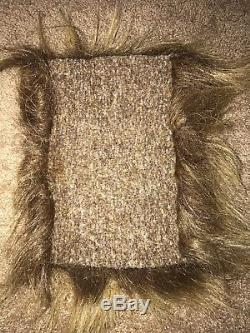 Star Wars Movie Prop Chewbacca Fur Hair Revenge Of The Sith