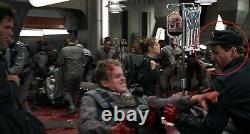 Starship Troopers Fleet Flight Medic Cap Screen Used Movie Prop
