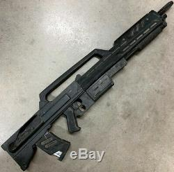 Starship Troopers Long Rubber Morita Rifle Screen Used Movie Prop