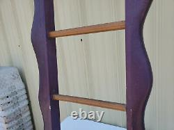 Step Ladder Original GRINCH Movie Prop- 8 Foot Tall- One of a Kind