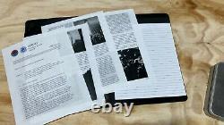 Suicide Squad Original Movie Prop Screen Used Pentagon Dossier Report Superman