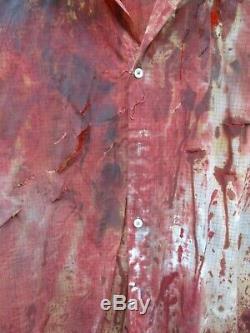THE HILLS HAVE EYES 2006 DOUG Movie Prop Wardrobe Horror Costume