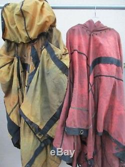 THE POSTMAN Movie Prop Wardrobe HOLNIST SOLDIER LOT Post Apocalyptic Costume