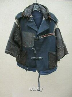 THE POSTMAN Movie Prop Wardrobe MAIL CARRIER JACKET Post Apocalyptic Costume