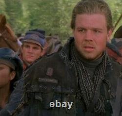 THE POSTMAN Movie Prop Wardrobe RYAN HURST EDDIE Post Apocalyptic Costume