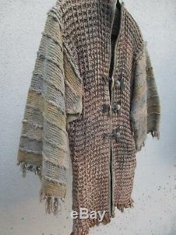 THE POSTMAN Movie Prop Wardrobe VILLAGER COAT JACKET Post Apocalyptic Costume