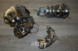THE TERMINATOR 2 1/1 Lifesize Judgement Day May be SCREEN USED Movie Prop T-1000