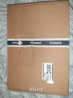 TITANIC life vest prop costume piece from sinking scene used in the actual movie