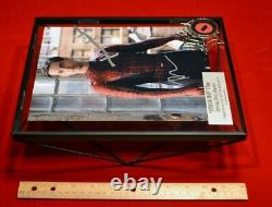 TOBEY MAGUIRE Signed Spider-Man AUTOGRAPH, Screen-Used COSTUME & WEB, DVD, COA