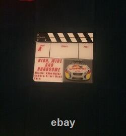 Talladega Nights Ricky Bobby Clapperboard Slate Movie Prop Will Ferrell Reilly