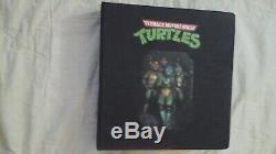 Teenage Mutant Ninja Turtles 3 movie script signed by all 4 Turtles