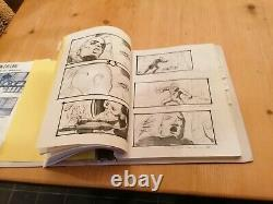 The Amazing Spider Man 2 Original Very Rare Storyboards