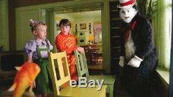 The Cat In The Hat Screen Used Hero Movie Prop Mike Myers The Animatronic Fish