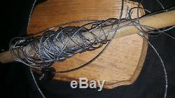 The Collector Screen Used Juan Fernandez Wood Stick and Wire Movie Prop