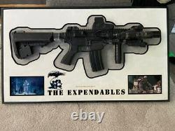 The Expendables Screen Used Movie Stunt Gun