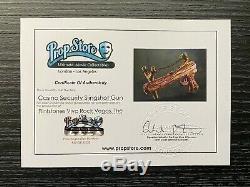The Flintstones Viva Rock Vegas Movie Prop Casino Security Slingshot Gun RARE