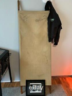 The Green Mile Movie Stretcher Prop SCREEN USED & Signed+ Prop Dept. Coat + Pic
