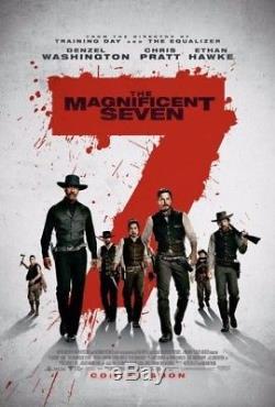 The Magnificent Seven Screen Used Stunt Movie Prop Gun