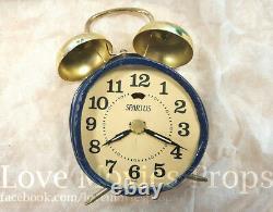 The Mask Jim Carrey Original Prop Clock Used in Movie Hammer Smash Rare Costume