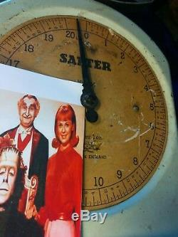 The Munsters. Very Old TV Show Props Memorabilia Movie Film collectibles