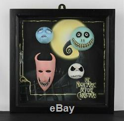 The Nightmare Before Christmas (1993) Faces'Cast From the Originals