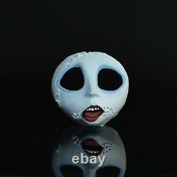 The Nightmare Before Christmas (1993) Production Made Sally Face Prop + COA
