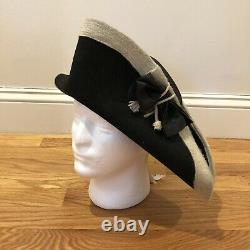 The Patriot Movie British Soldier Tricorn Hat Screen Used Prop with COA 7 5/8