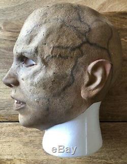 The Strain Strigoi Vampire Mask Horror Film Movie TV Prop Wardrobe Makeup COA