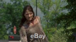 The Walking Dead Original Zombie Prosthetic Make Up Appliance TV Film Movie Prop