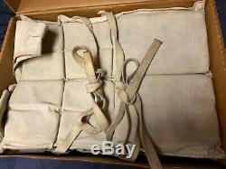 Titanic Movie Original Screen Worn Life Jacket J Peterman With Box FOX COA Prop