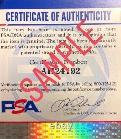 Tommy CHONG Signed Autograph Joint Prop Cheech And Chong Marijuana Weed PSA DNA