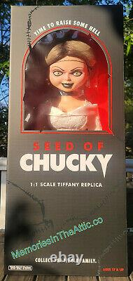 Trick or TreaT Studios Tiffany Doll Seed Of Chucky Childs Play Prop Lifesize 11