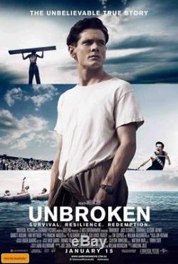 Unbroken Movie Prop 500lb Bomb